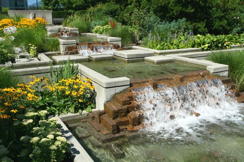Как правильно ухаживать за искусственным водоёмом — 4 основных момента