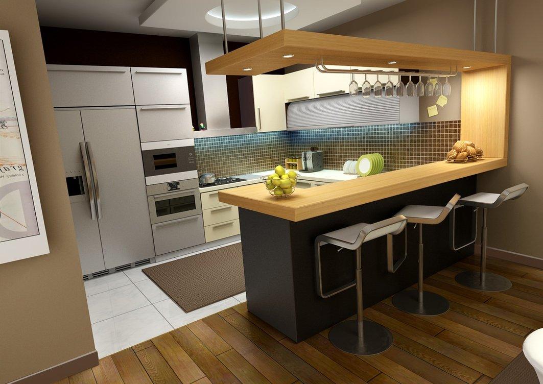Кухня/столовая в  цветах:   Бежевый, Коричневый, Серый, Черный.  Кухня/столовая в  стиле:   Минимализм.