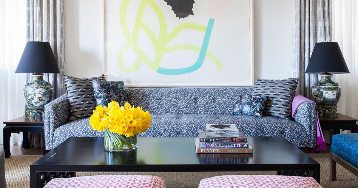 Как живут американские дизайнеры интерьеров: в гостях у Кейтлин