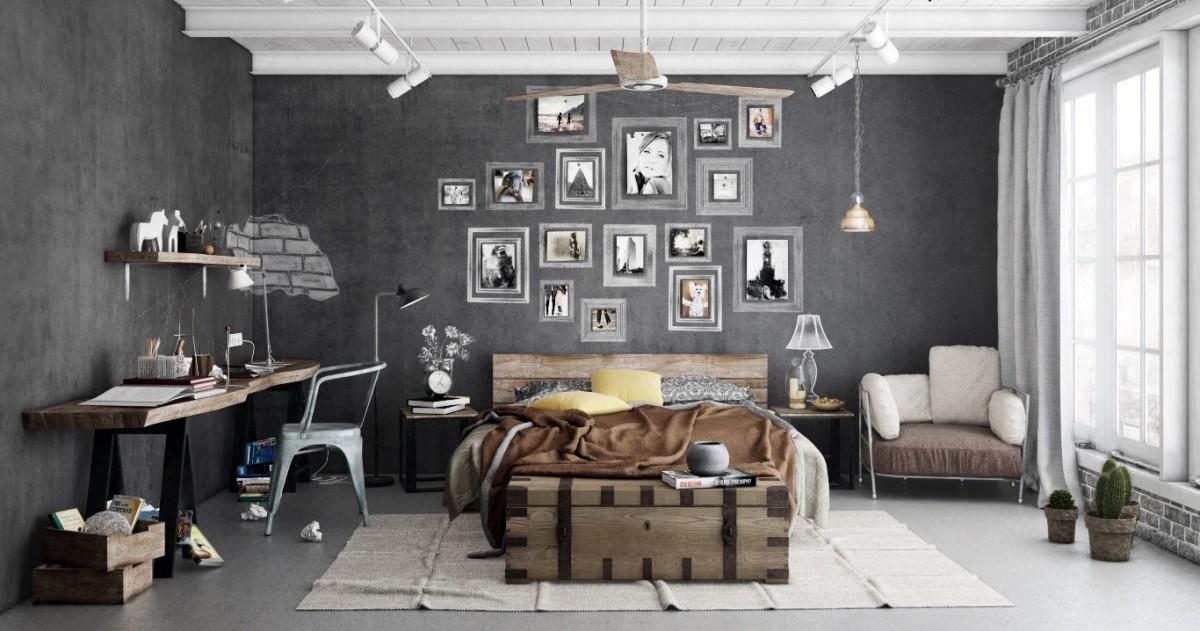Как и чем декорировать спальню: 10 идей и 10 предметов