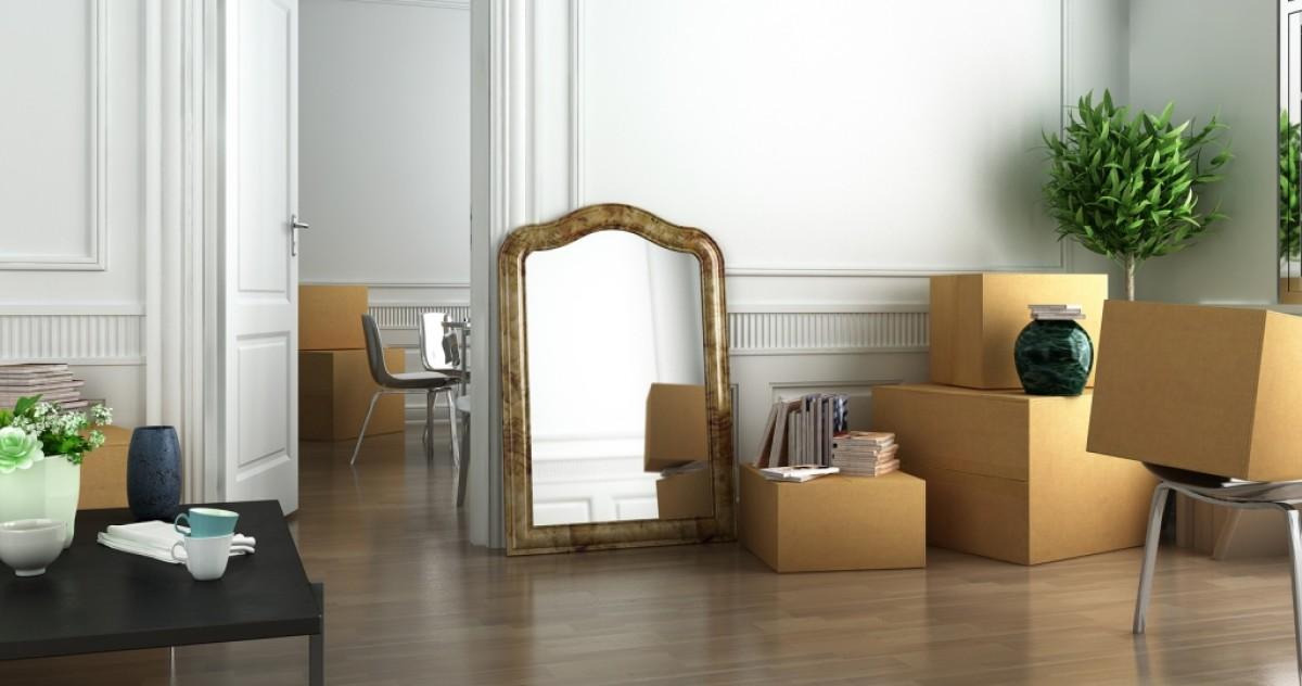 Как организовать переезд без потерь: моральных и материальных