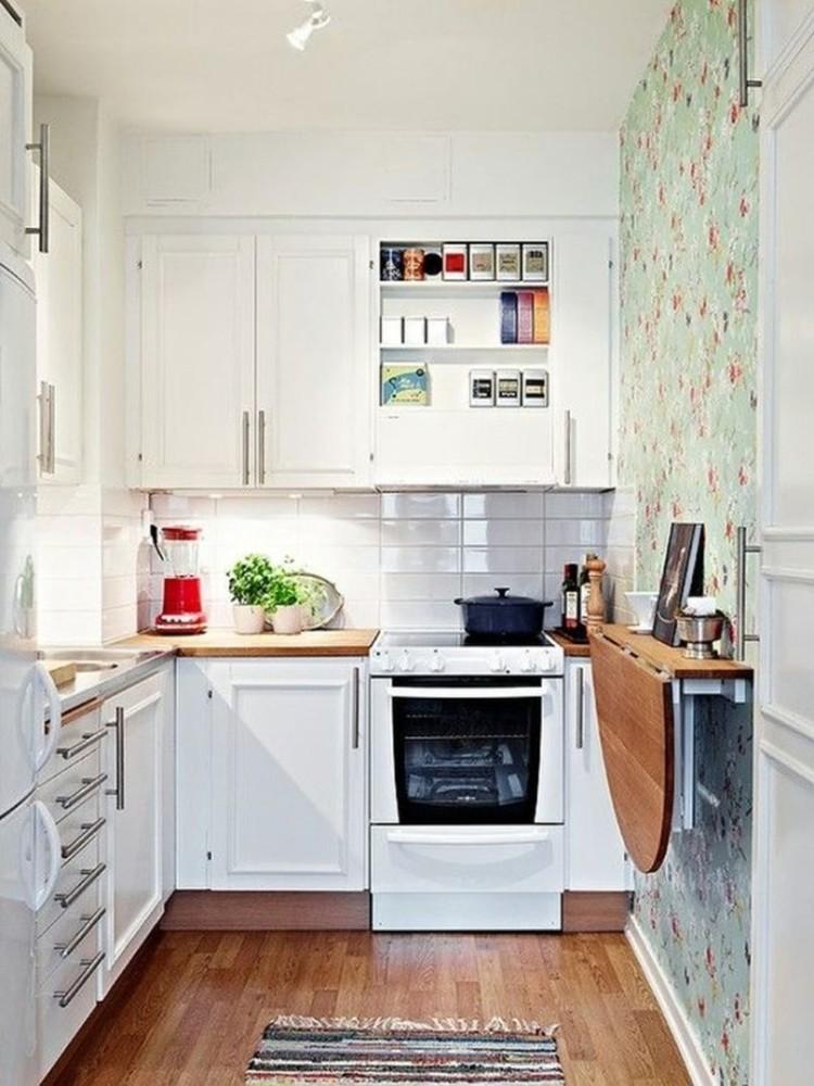 Кухня/столовая в  цветах:   Бежевый, Белый, Коричневый, Светло-серый.  Кухня/столовая в  стиле:   Скандинавский.