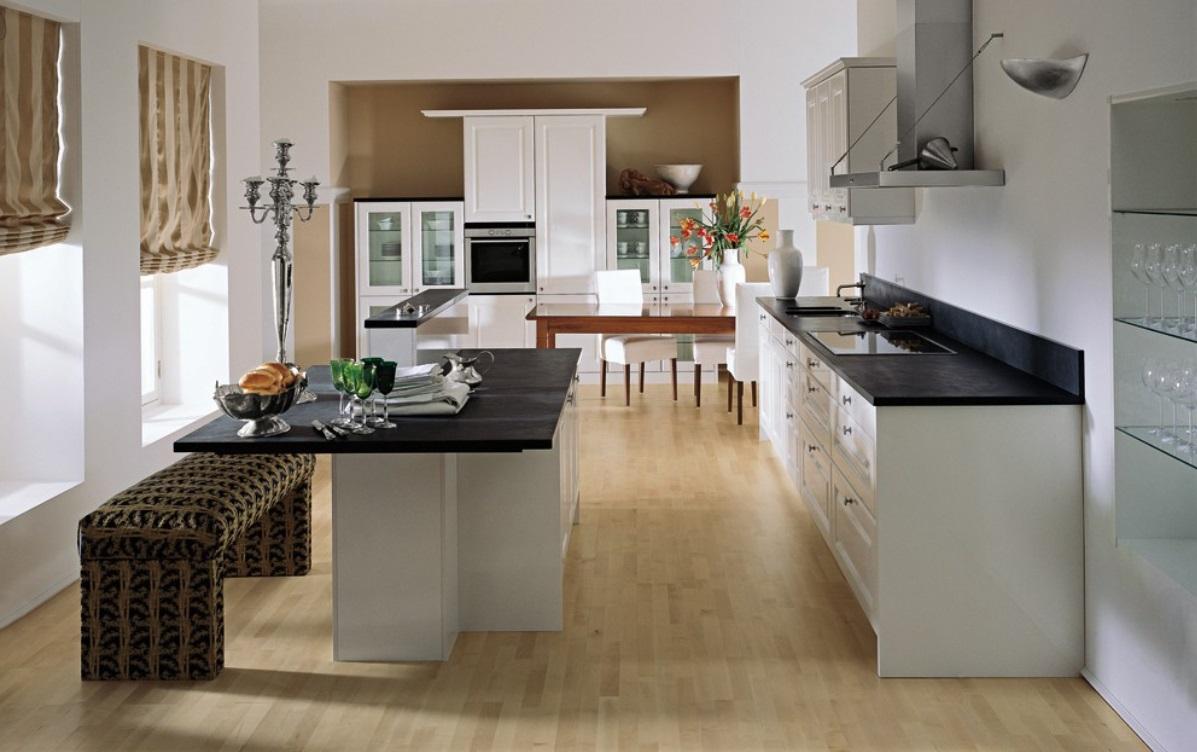 Как обустроить обеденную зону на кухне: готовые идеи