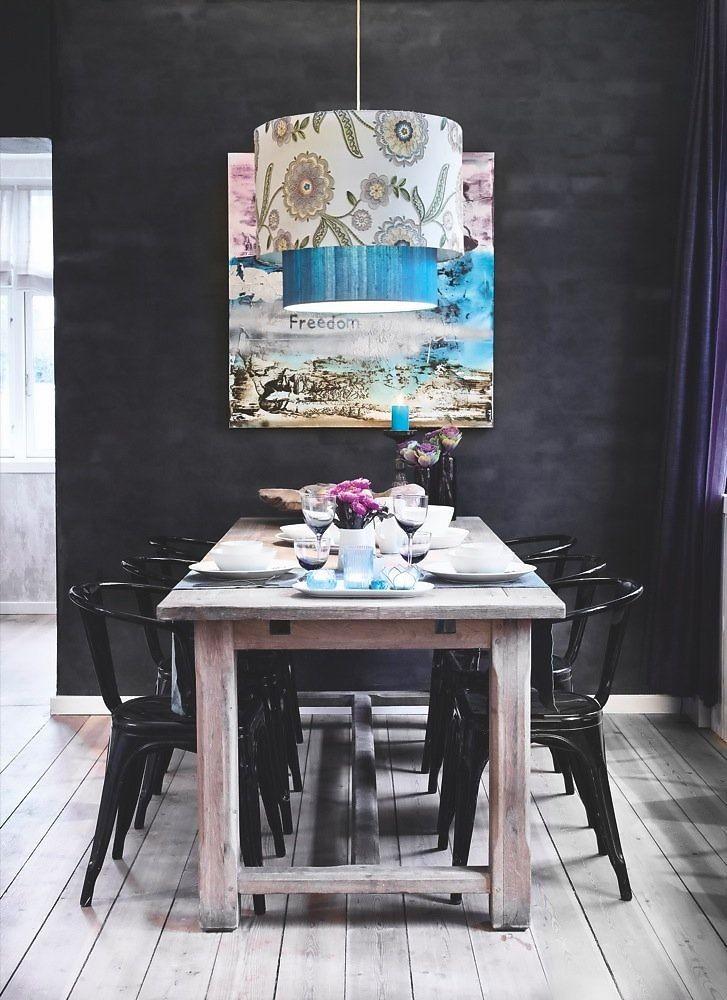 Кухня/столовая в  цветах:   Белый, Голубой, Серый, Синий.  Кухня/столовая в  стиле:   Скандинавский.