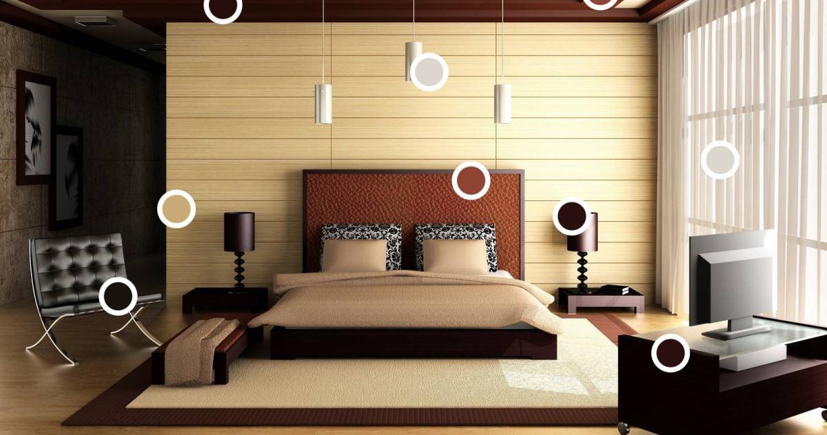 Идеальная цветовая палитра для дома: шпаргалки от Roomble