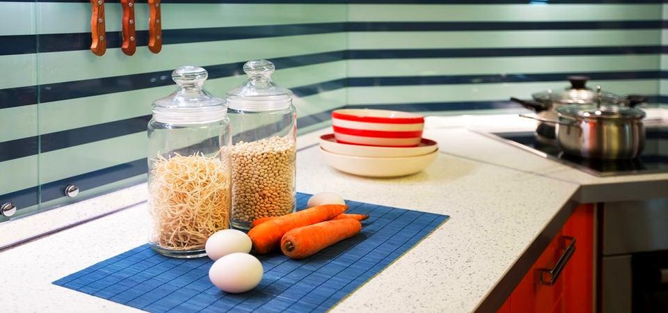 Как обустроить кухню в морском стиле: реальный пример из Москвы