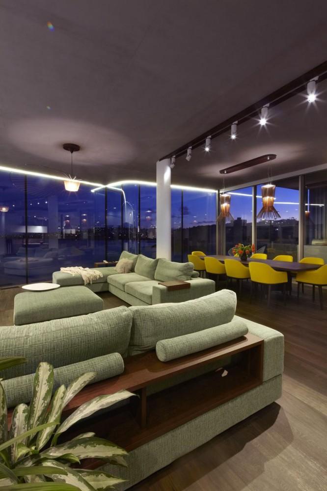 Гостиная, холл в цветах: черный, светло-серый, темно-зеленый, бежевый. Гостиная, холл в .