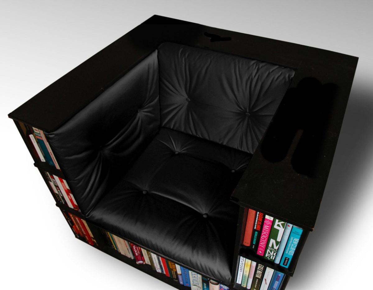 Мебель и предметы интерьера в цветах: черный, серый, светло-серый, коричневый. Мебель и предметы интерьера в стиле минимализм.