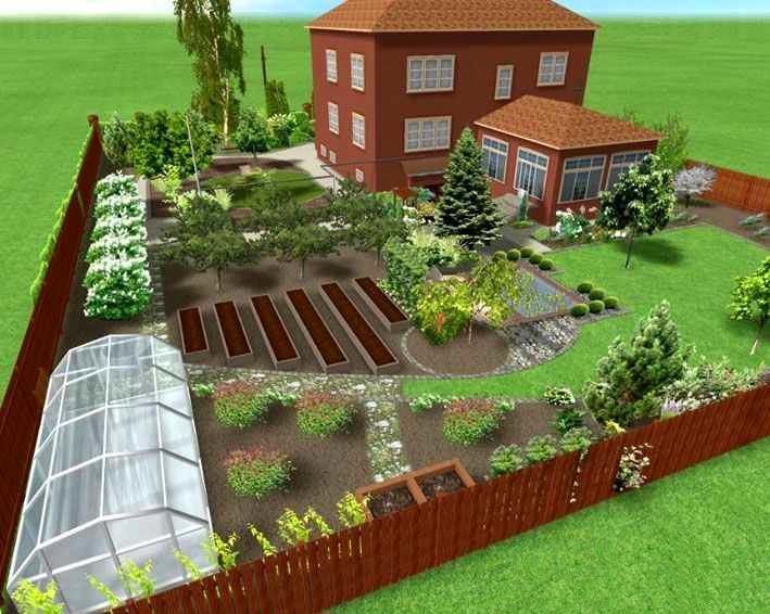 Архитектура в цветах: серый, темно-зеленый, салатовый, темно-коричневый, бежевый. Архитектура в .