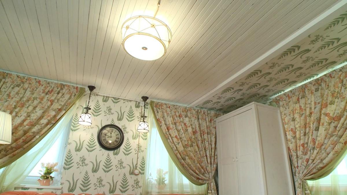 Гостиная, холл в цветах: светло-серый, белый, салатовый, бежевый. Гостиная, холл в стиле прованс.