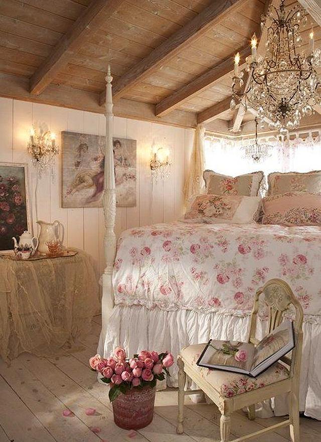 Спальня в цветах: желтый, светло-серый, коричневый, бежевый. Спальня в стиле французские стили.