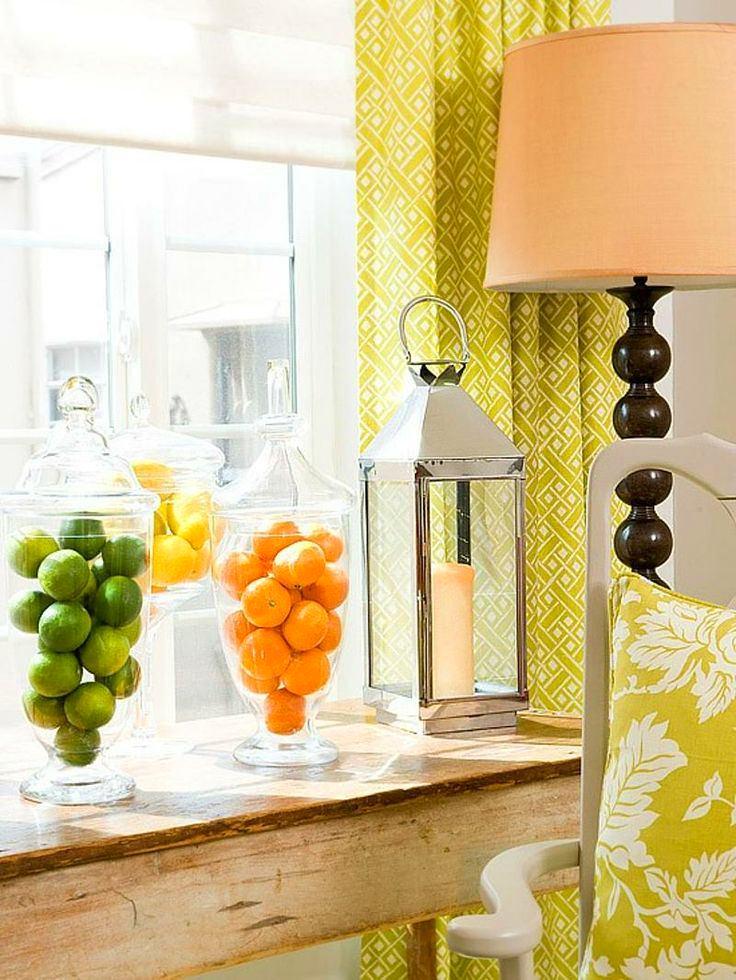 Декор в цветах: светло-серый, белый, салатовый, бежевый. Декор в .
