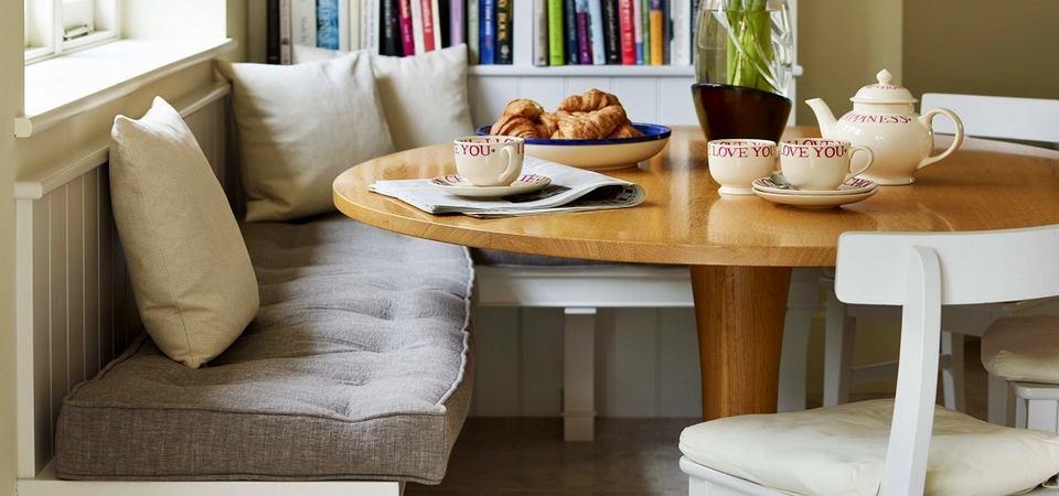 20 самых красивых кухонных уголков