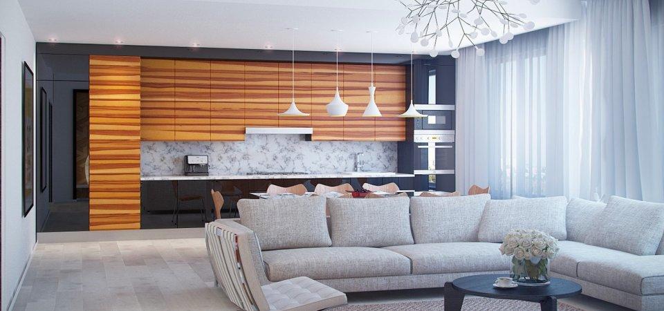 Как сделать дом уютным, сочетая тёплые и холодные цвета