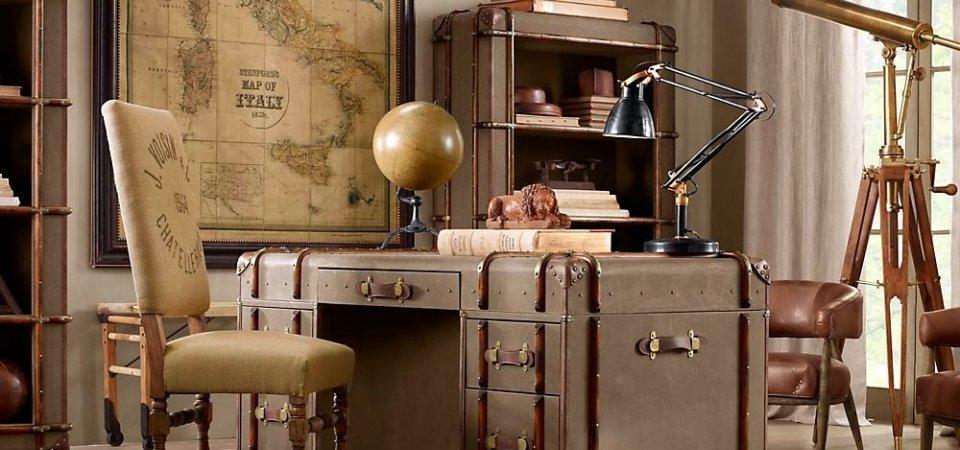 Как сделать интерьер домашнего кабинета теплее и уютнее за один день