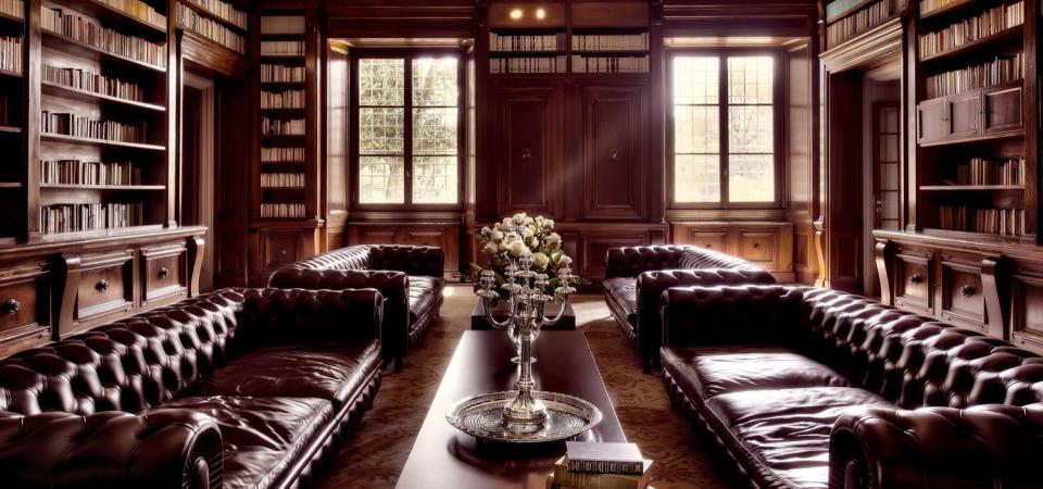 Домашняя библиотека – гордость хозяина