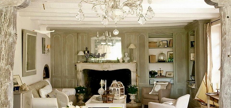 Очаровательный домик во французском стиле