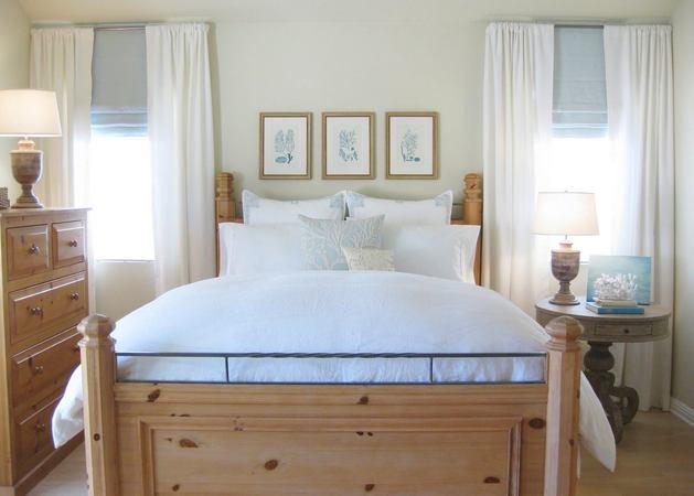 Мебель и предметы интерьера в цветах: голубой, серый, светло-серый, белый, коричневый. Мебель и предметы интерьера в стиле классика.