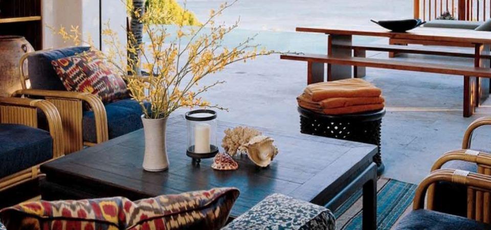 Звёздные идеи оформления интерьера: дом Синди Кроуфорд в Малибу