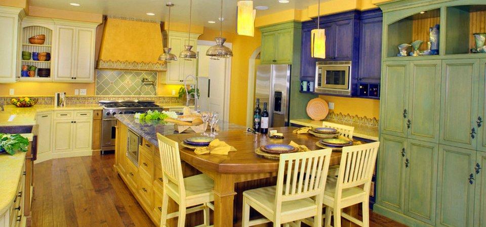 7 хитростей для тёплого и уютного интерьера кухни
