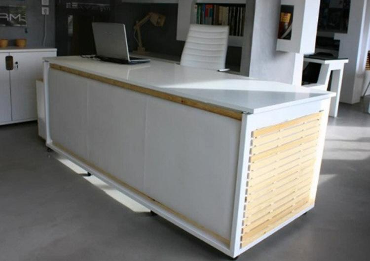 Мебель и предметы интерьера в цветах: черный, серый, светло-серый, белый. Мебель и предметы интерьера в .