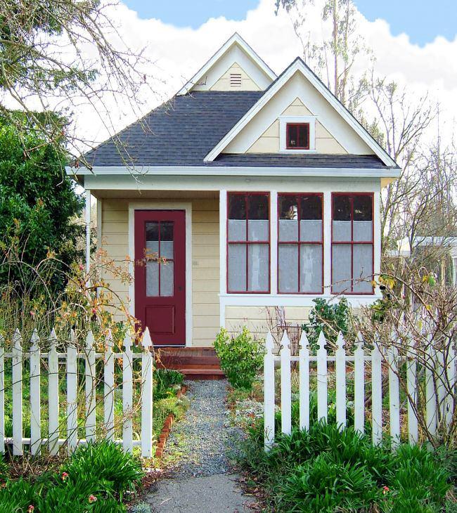 Архитектура в цветах: серый, светло-серый, белый, темно-зеленый. Архитектура в стиле английские стили.