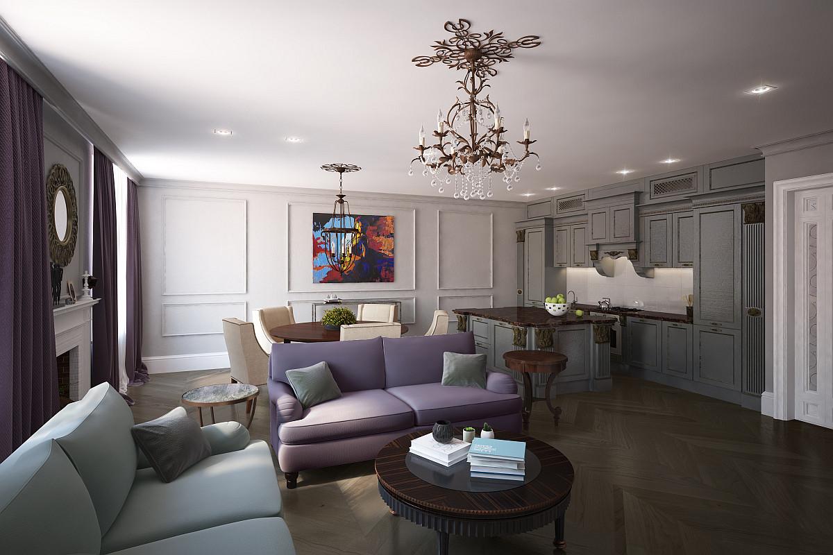 Гостиная, холл в цветах: черный, серый, светло-серый, коричневый. Гостиная, холл в .