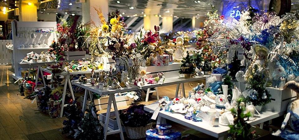 10 самых ярких рождественских базаров Москвы и Санкт-Петербурга