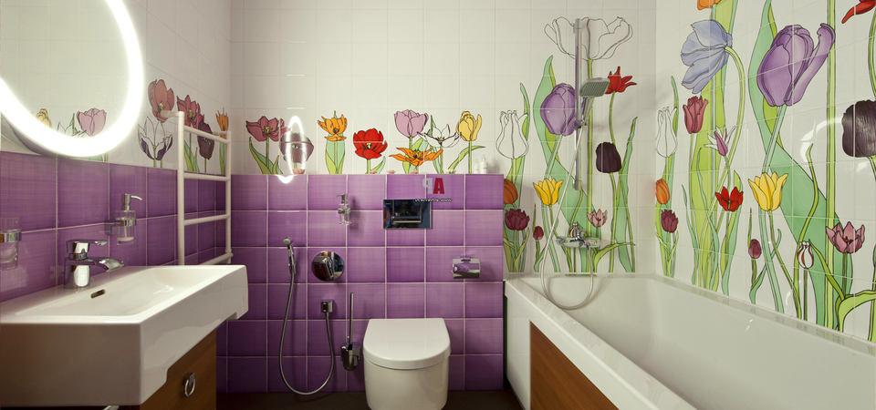 Что делать с крошечной ванной: скорая помощь дизайнера