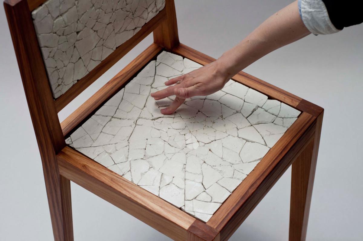 Мебель и предметы интерьера в цветах: белый, коричневый. Мебель и предметы интерьера в стиле эклектика.