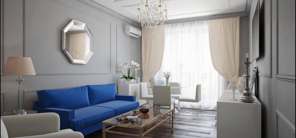 Цветовое оформление гостиной: как найти баланс
