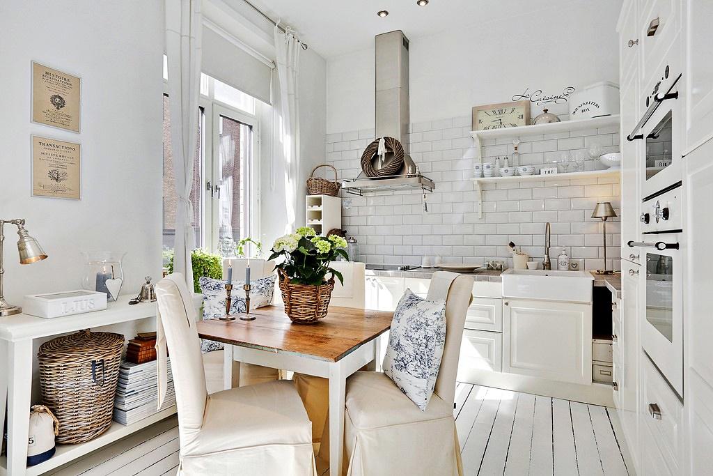 квартира студия в скандинавском стиле основы и приёмы Roomblecom