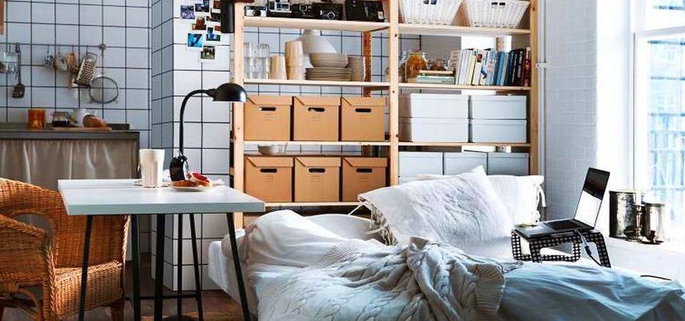 Интерьеры маленьких комнат: 5 самых распространённых ошибок