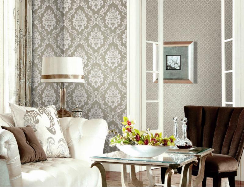 Гостиная, холл в цветах: серый, белый, темно-коричневый, бежевый. Гостиная, холл в стилях: классика, английские стили.