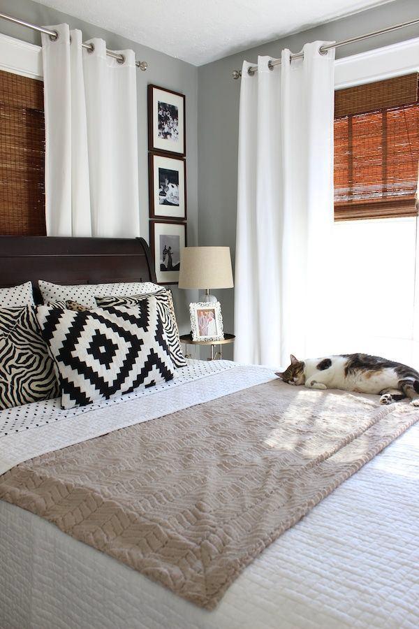 Мебель и предметы интерьера в цветах: черный, серый, светло-серый, белый. Мебель и предметы интерьера в стиле американский стиль.