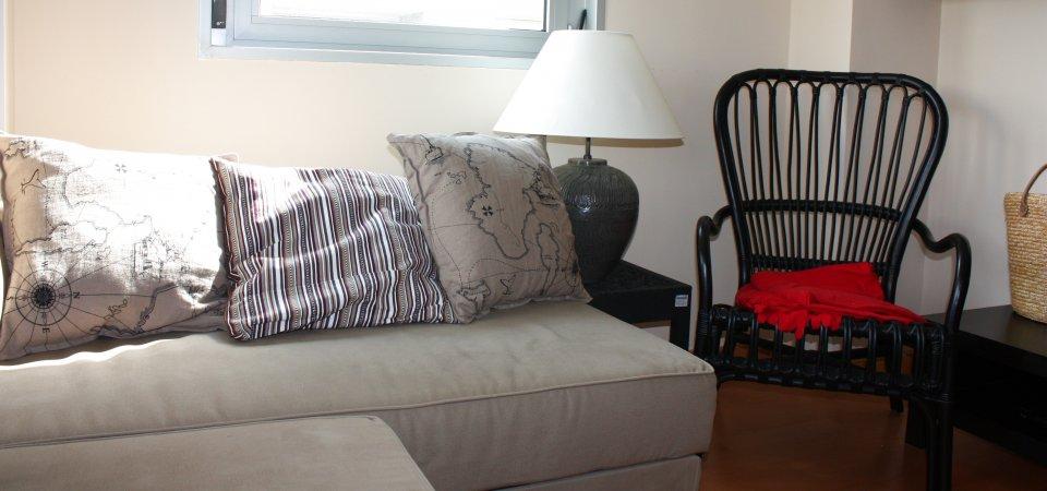 Интерьер недели: квартира для большой семьи с мебелью из ИКЕА