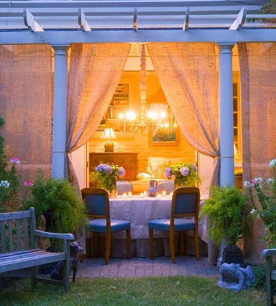 Балкон, веранда, патио в цветах: желтый, серый, бежевый. Балкон, веранда, патио в стиле экологический стиль.