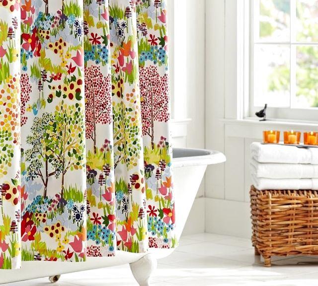 Туалет в цветах: светло-серый, белый, бежевый. Туалет в стиле кантри.
