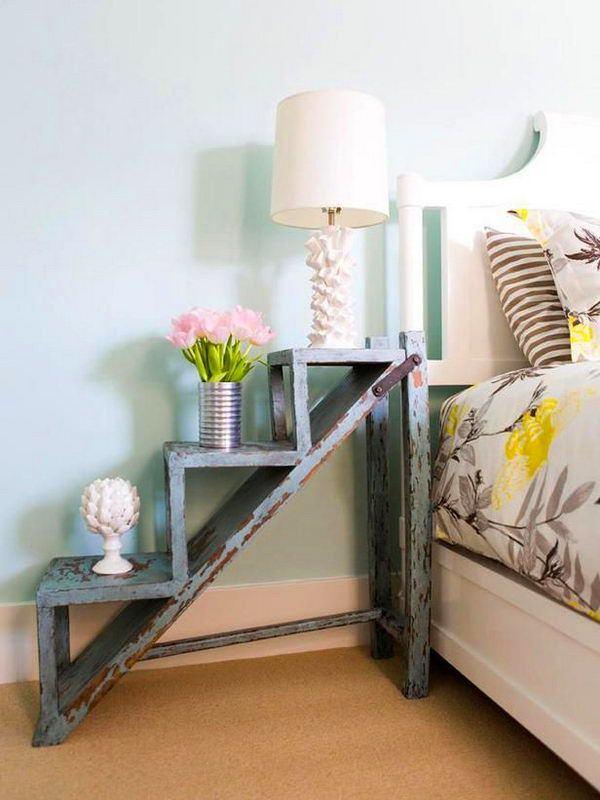 Декор в цветах: бирюзовый, серый, светло-серый. Декор в стиле прованс.