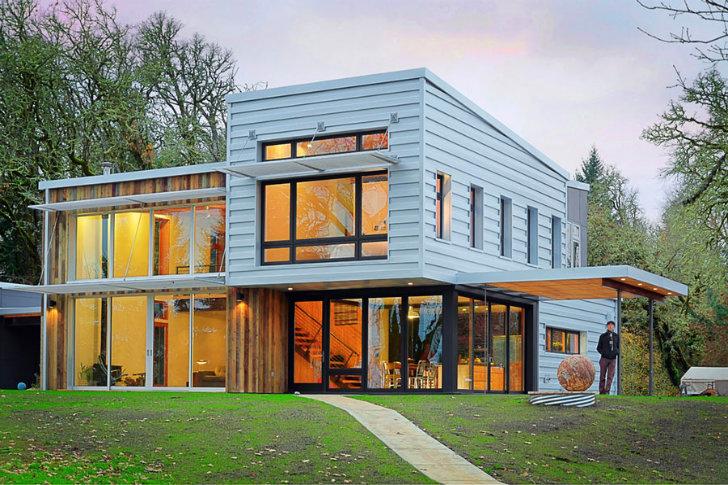 Архитектура в цветах: белый, бежевый. Архитектура в .