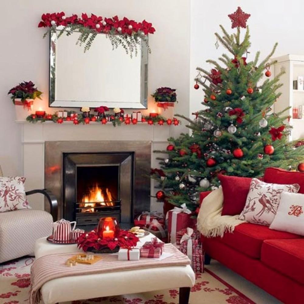 Подготовка к Новому году: как за 6 шагов сделать свой дом праздничным