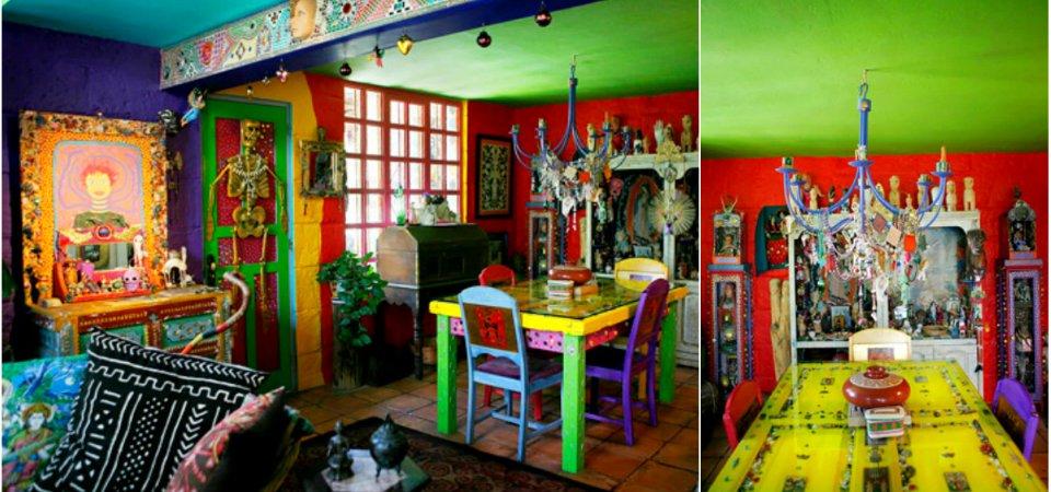 Как заработать миллион, просто покрасив свой дом в яркие цвета