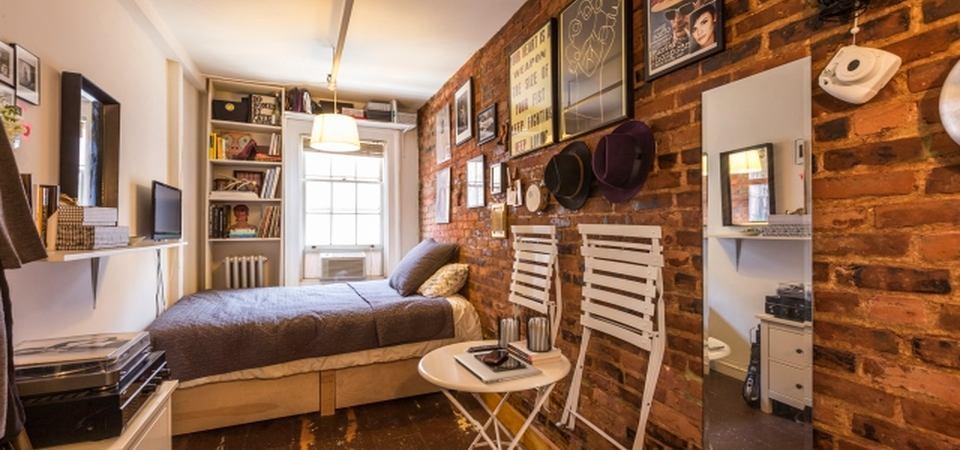 5 вещей, которым научилась Мэри, живя в маленькой квартирке