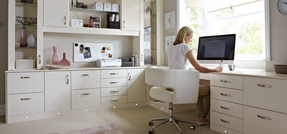 С чего начать планирование домашнего офиса: 20 идей, пять советов