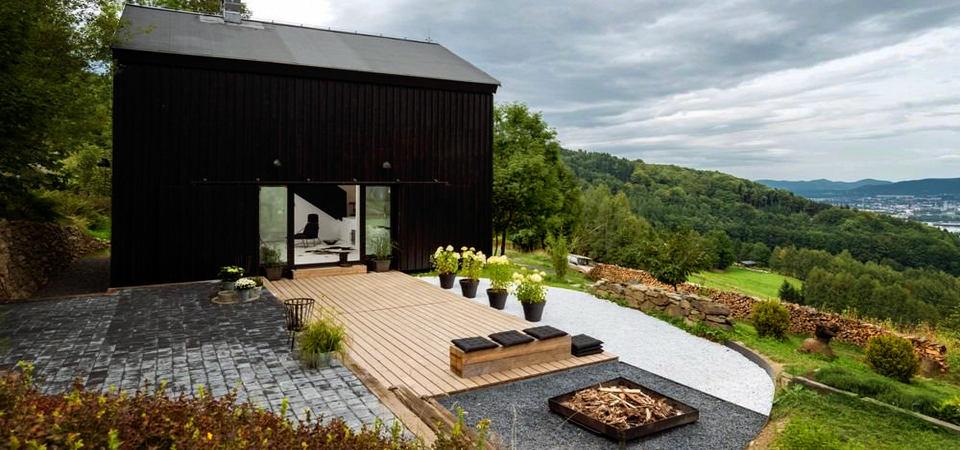 Как из старого сарая сделать уютный дом: реальный пример