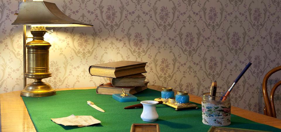 Дома известных русских писателей: интерьеры для творческих людей