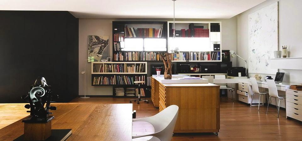 Как потратить деньги на ремонт с удовольствием: лофт французского дизайнера