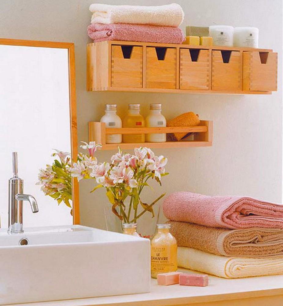 Ванная в цветах: оранжевый, желтый, светло-серый, бежевый. Ванная в стилях: американский стиль.
