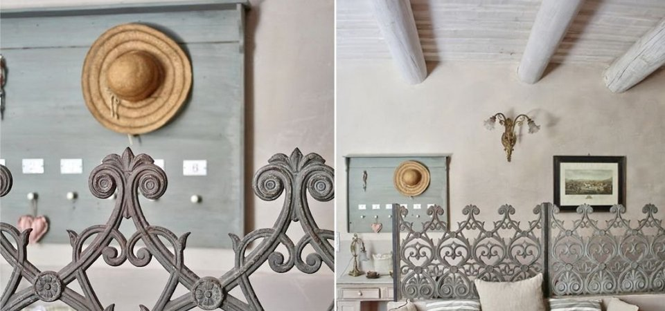 Как оформить гостевой дом: уютный пример из Прованса