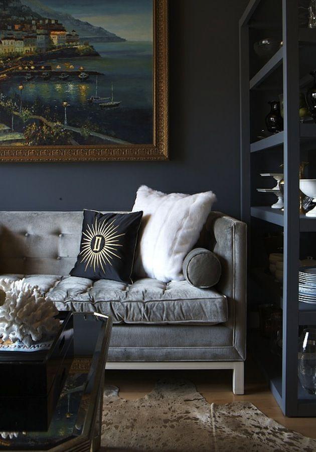 Вдохновение в  цветах:   Серый, Синий, Темно-коричневый, Черный.  Вдохновение в  .